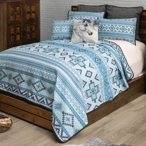 Sky Spirits Quilt Bedding Collection