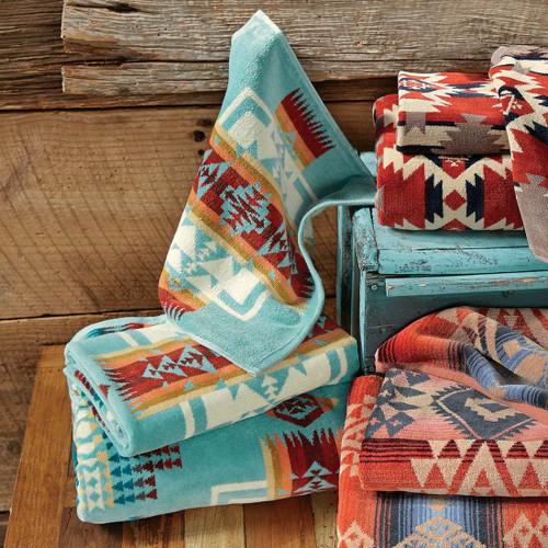 Tribal Sky Bath Towels