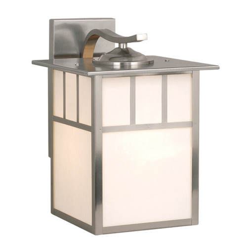 Stainless Steel Mission Outdoor Lighting Collectio