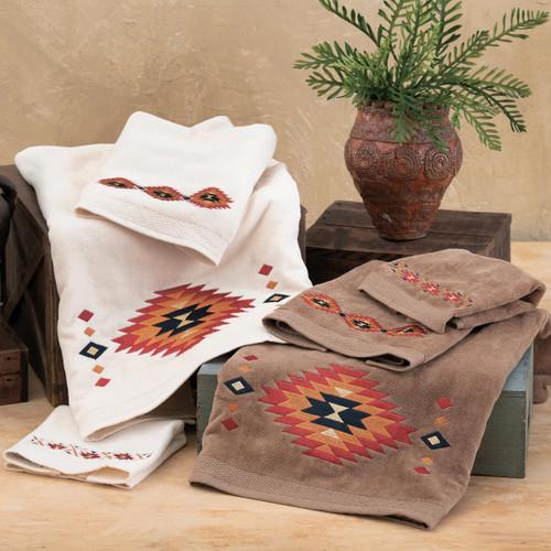 Southwest Sedona Towel Sets