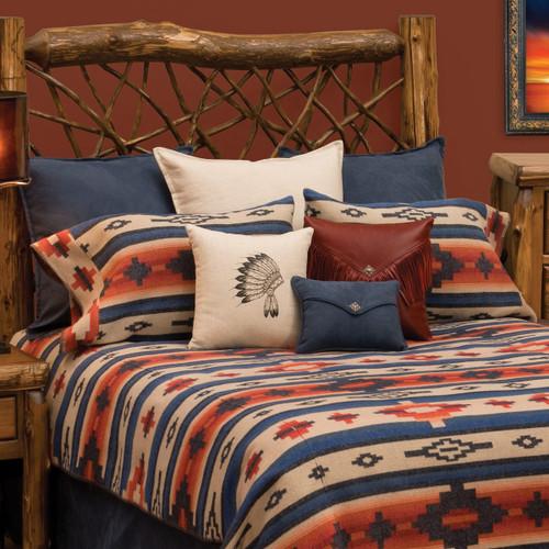 Redrock Canyon Pillows & Shams