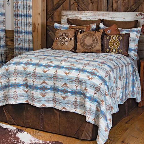 Sierra Vista Quilt Bedding Collection