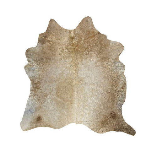 Champagne Natural Cowhide Rugs