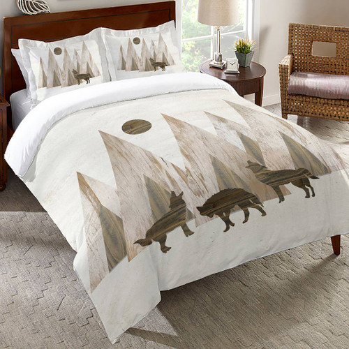 Howling Mountain Bedding Collection