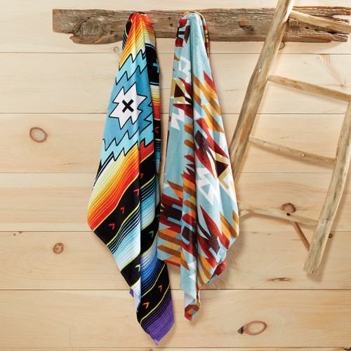 Painted Hills Oversized Towels