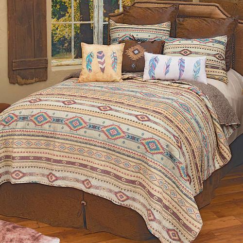 Southwest Vista Quilt Bedding Collection