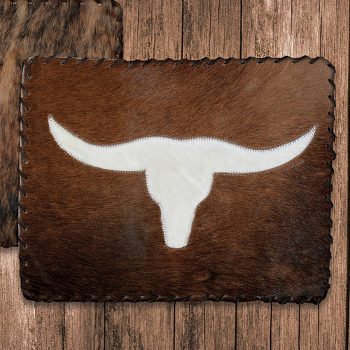 Cowhide Placemats