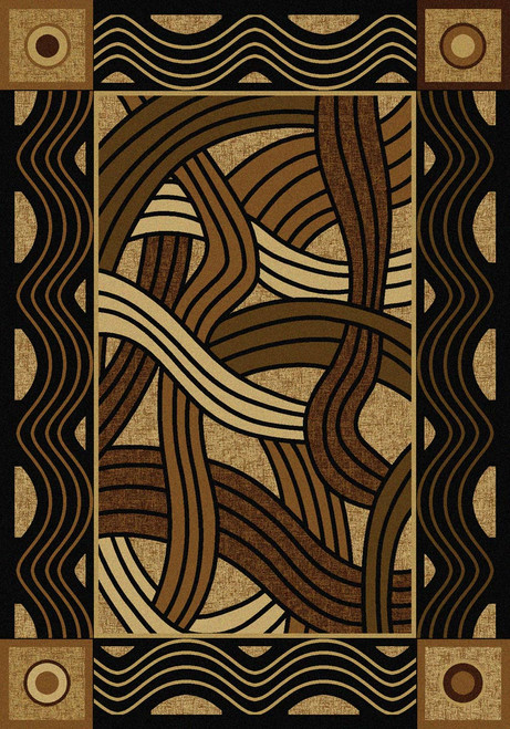 Hand Coiled Natural Rug Collection