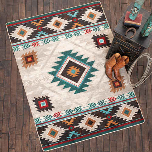 Whiskey River Electric Rug Collection