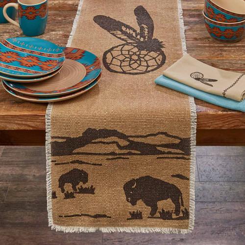Bison Plain Table Linens