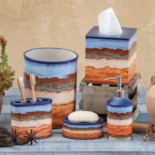 Mojave Vista Bath Accessories