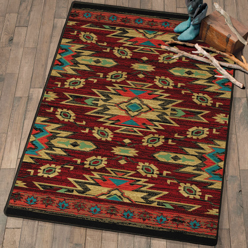 Tribal Traces Southwestern Rug Collection