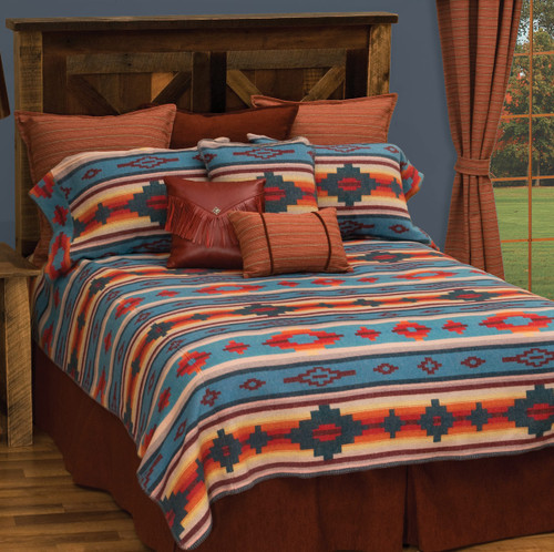 Crystal Creek Pillows & Shams