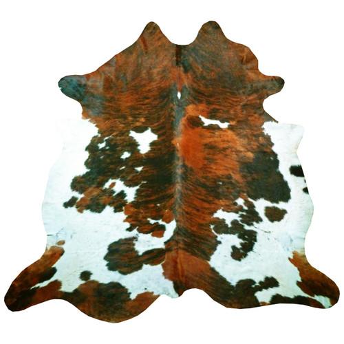 Tri-Color Exotic Rare Cowhides