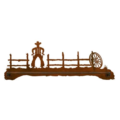 Cowboy Bath Hardware