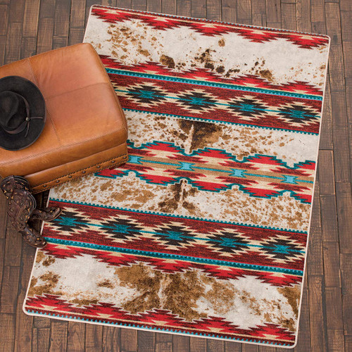 Spirit Quest Cowhide Rug Collection
