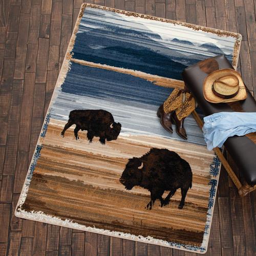 Buffalo Plains Rug Collection