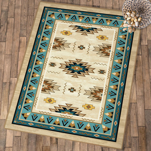 Clearwater Creek Rug Collection