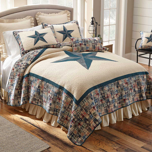 San Antonio Quilt Bedding Collection