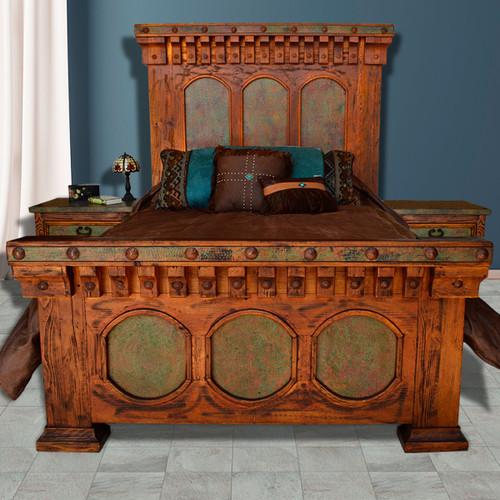 Capitel Copper Bedroom Furniture