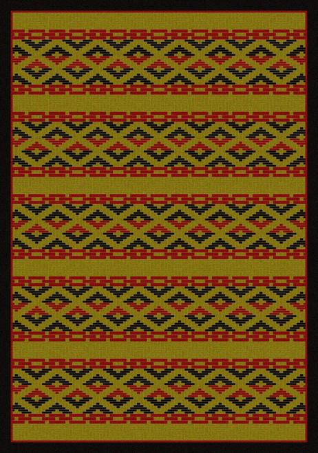Basket Weave Rug Collection