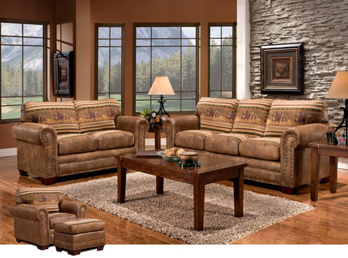 Mustang Band Sofa Collection