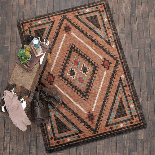 Dream Weaver Rust Rug Collection