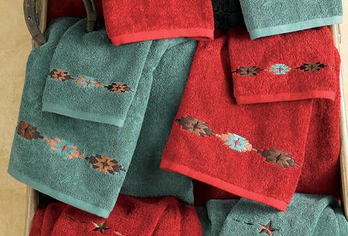 Navajo Towel Sets - 3 pcs