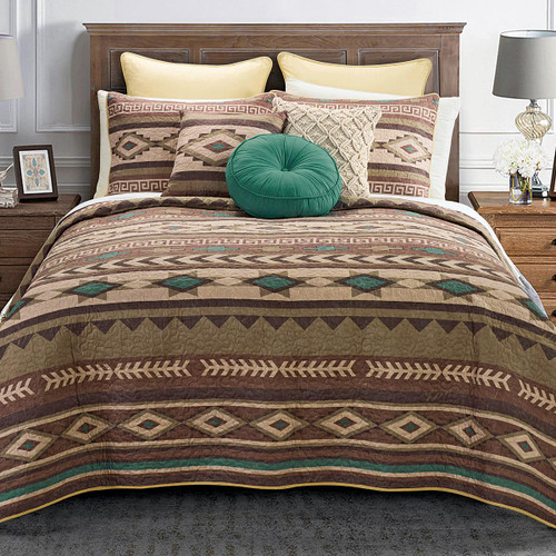 Sierra Canyon Quilt Bedding Collection