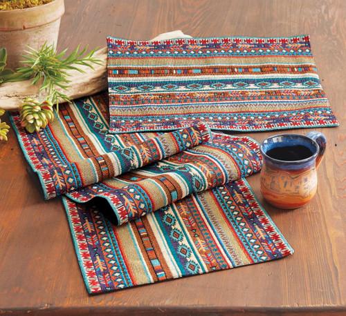 Sun Dance Table Linens