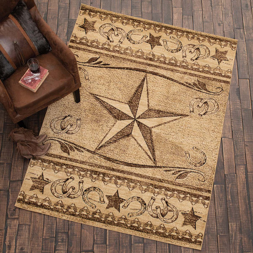 Lone Star Corral Rug Collection