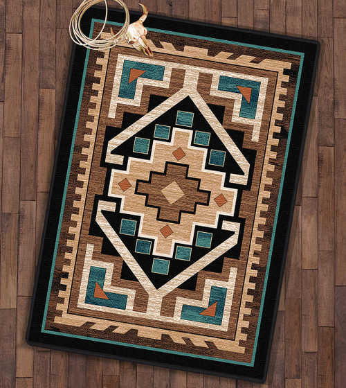Aztec River Rug Collection