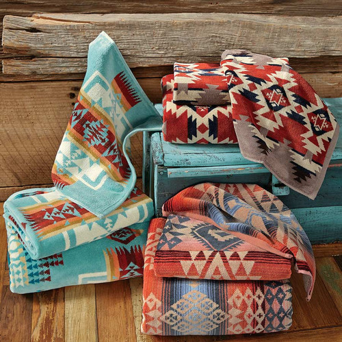 Southwest Bath Towels