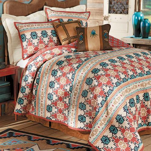 Phoenix Quilt Bedding Collection