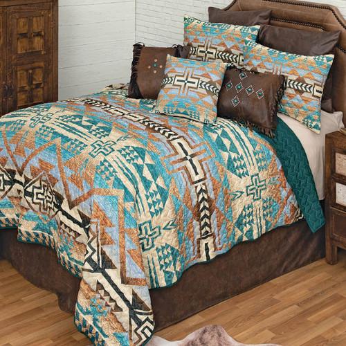 Teton Spirit Quilt Bedding Collection