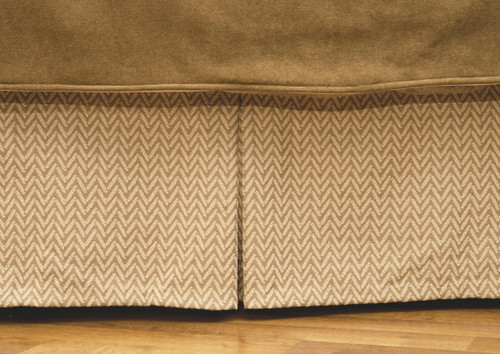 Mountain Storm Bedskirts