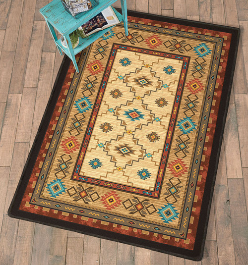 Rustic Reflections Rug Collection