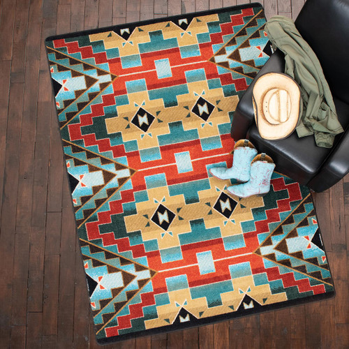 Western Lights Rug Collection