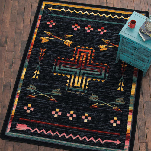 Crossed Arrows Rug Collection
