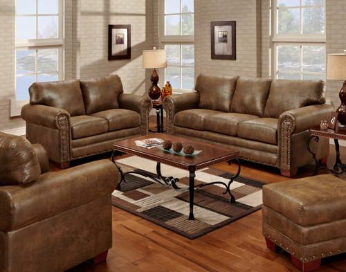 Buckskin Furniture Collection