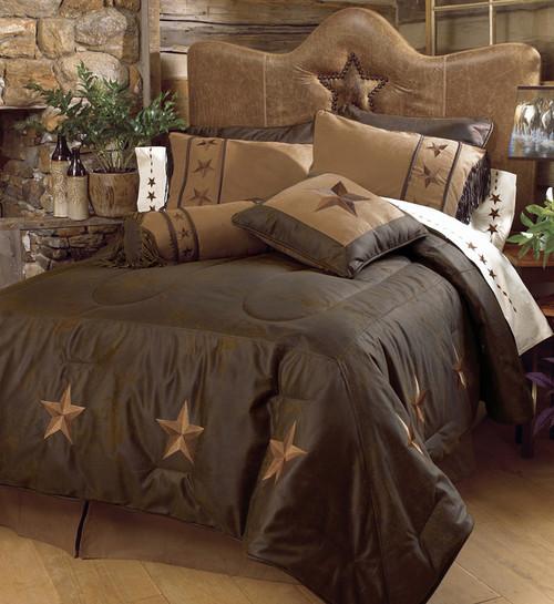 Laredo Chocolate Bed Sets