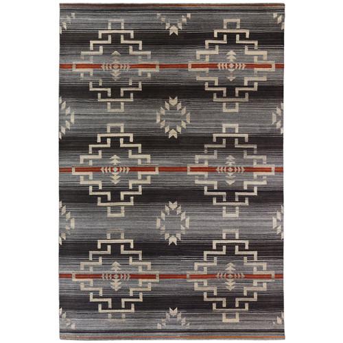 Charcoal Mesa Rug Collection