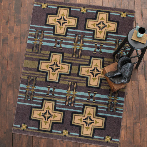 Grand River Night Sky Rug Collection