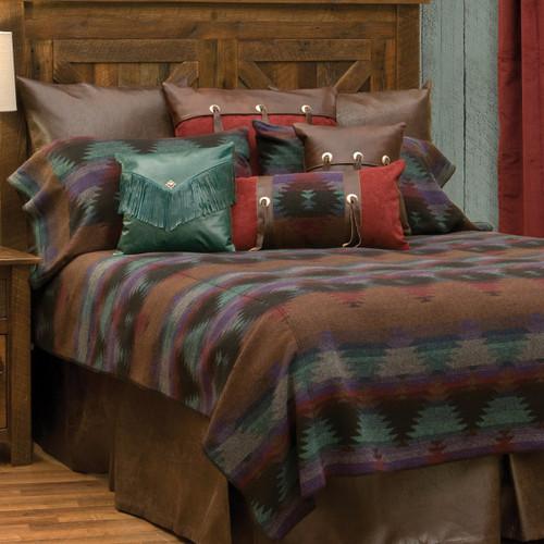 Painted Desert III Bedspreads