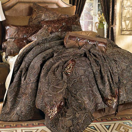 Western Paisley Beaumont Bedding Collection