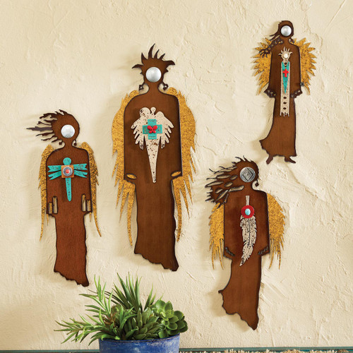Angelic Spirits Woman Wall Art