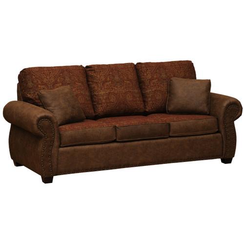 Burly Upholstered Sofa