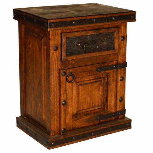 Kensington 1 Door 1-Drawer Nightstand