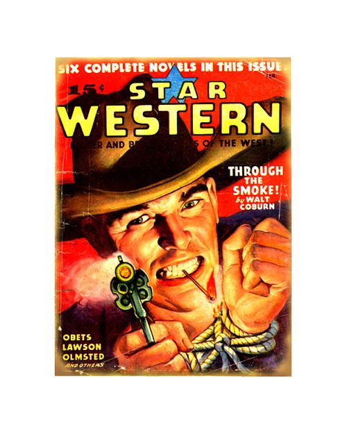 Star Western Sign