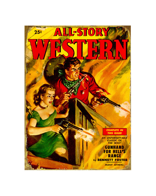 All-Story Western
